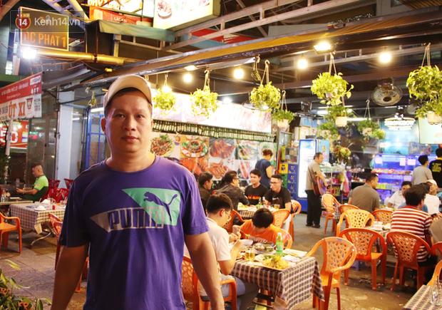 2 khu phố ẩm thực nổi tiếng ở Sài Gòn: Chỗ vắng vẻ đìu hiu, nơi tấp nập khách nhưng bán dưới 25 triệu một đêm vẫn lỗ - Ảnh 3.