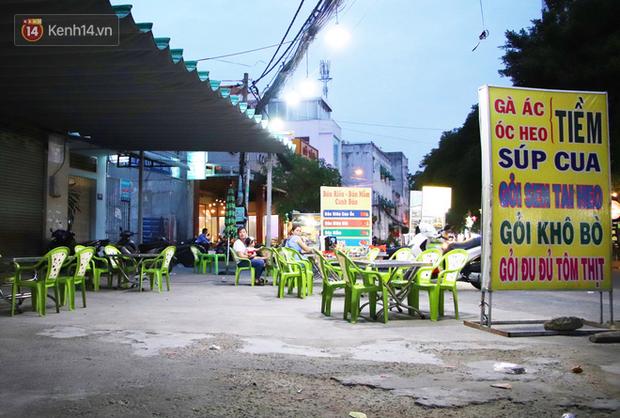2 khu phố ẩm thực nổi tiếng ở Sài Gòn: Chỗ vắng vẻ đìu hiu, nơi tấp nập khách nhưng bán dưới 25 triệu một đêm vẫn lỗ - Ảnh 7.