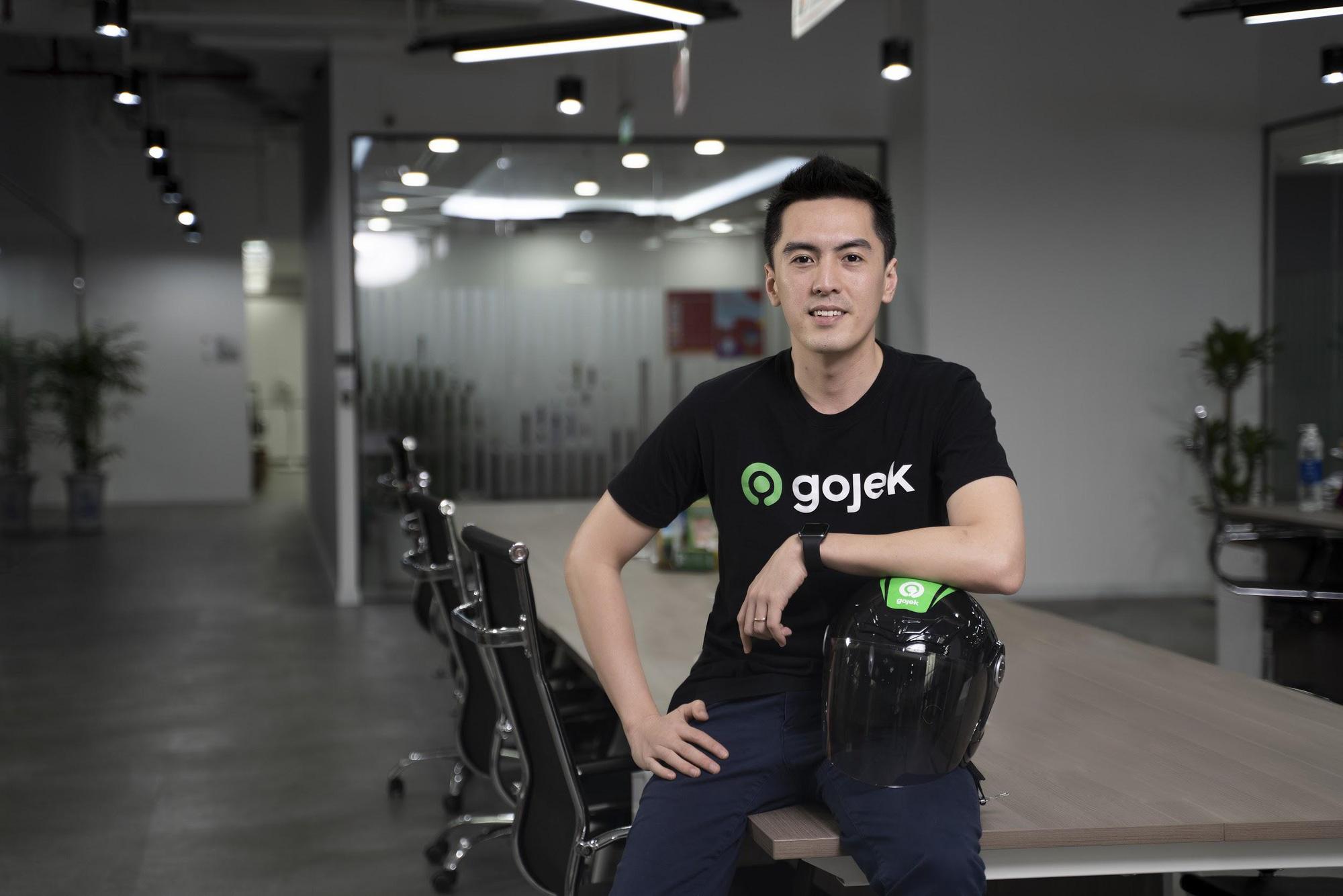 CEO 33 tuổi của Gojek Việt Nam: cựu Amser tài ba cool ngầu với lý lịch cực khủng - Ảnh 2.