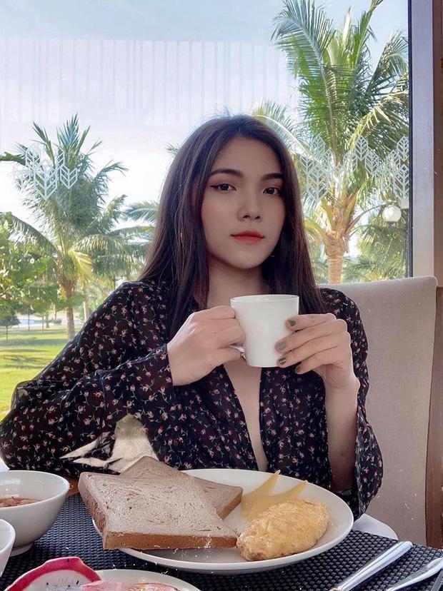 Ứng cử viên sáng giá của Hoa hậu Việt Nam 2020 còn có một cô chị xinh đẹp, thần thái cũng một 9 một 10 - Ảnh 8.