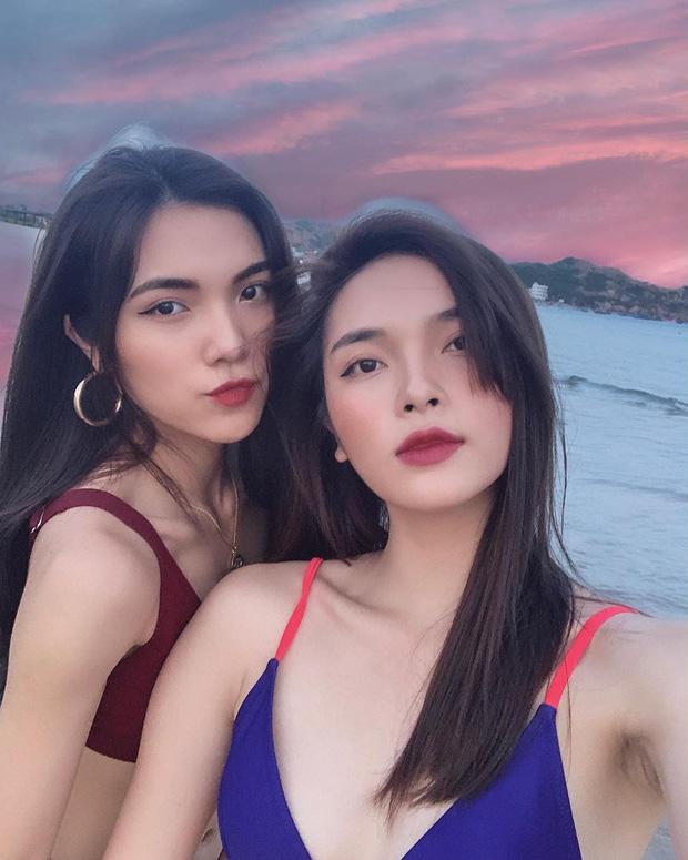 Ứng cử viên sáng giá của Hoa hậu Việt Nam 2020 còn có một cô chị xinh đẹp, thần thái cũng một 9 một 10 - Ảnh 2.