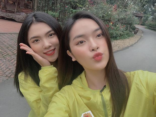 Ứng cử viên sáng giá của Hoa hậu Việt Nam 2020 còn có một cô chị xinh đẹp, thần thái cũng một 9 một 10 - Ảnh 4.