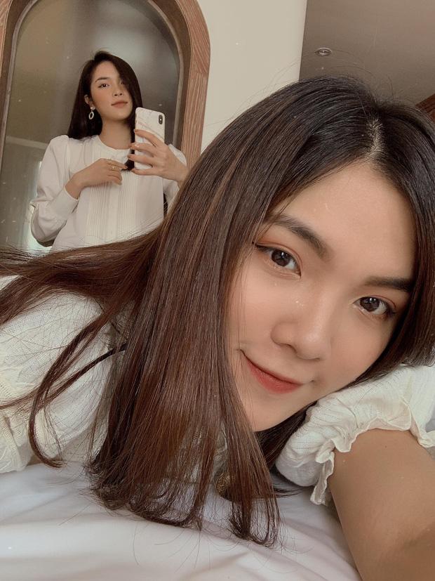 Ứng cử viên sáng giá của Hoa hậu Việt Nam 2020 còn có một cô chị xinh đẹp, thần thái cũng một 9 một 10 - Ảnh 6.