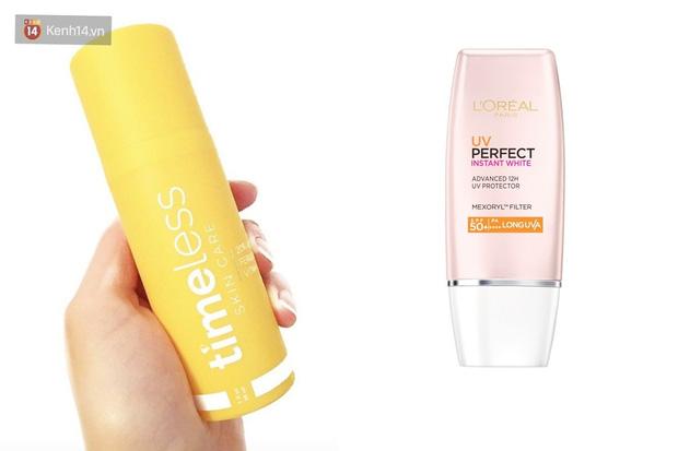 5 combo serum vitamin C + kem chống nắng giá chỉ quanh 500k giúp da sáng khỏe, thâm nám không có cửa xuất hiện  - Ảnh 7.