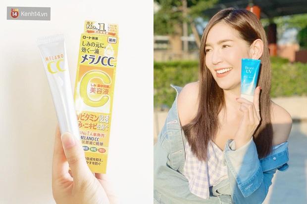 5 combo serum vitamin C + kem chống nắng giá chỉ quanh 500k giúp da sáng khỏe, thâm nám không có cửa xuất hiện  - Ảnh 3.