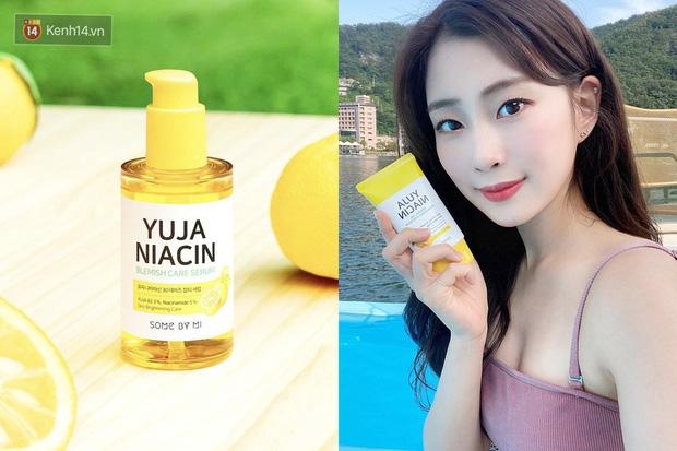 5 combo serum vitamin C + kem chống nắng giá chỉ quanh 500k giúp da sáng khỏe, thâm nám không có cửa xuất hiện  - Ảnh 1.