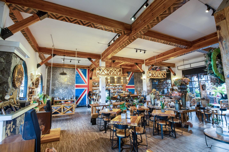 Top 5 quán cà phê đẹp quên lối về giữa lòng Đà Lạt - Ảnh 6.