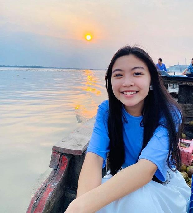 5 tiểu thư nức tiếng nhà sao Việt: Con gái Diễm My 6X thạo 4 thứ tiếng, con Quyền Linh - Giáng My tiềm năng thành hoa hậu - Ảnh 14.