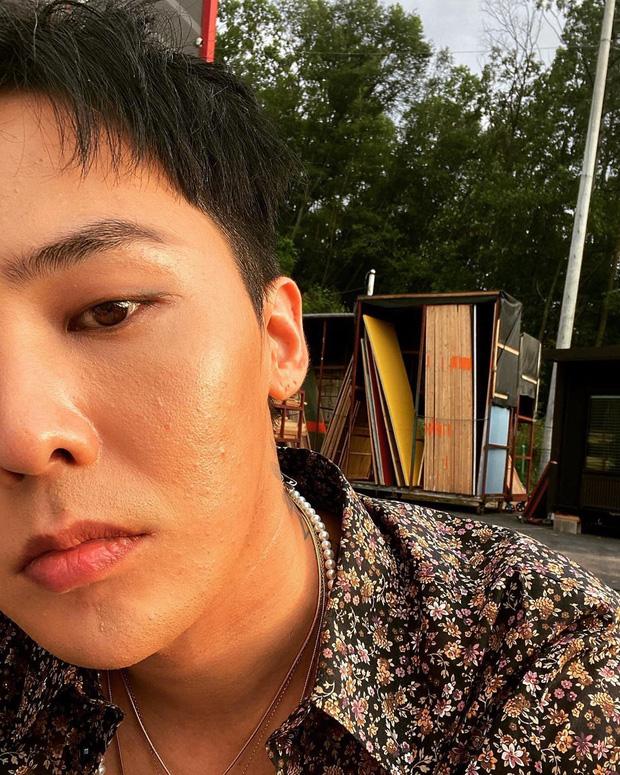 G-Dragon khoe ảnh mặt mụn chi chít khiến hàng loạt fanpage lớn nhỏ chao đảo, bảo chứng viral là đây chứ đâu! - Ảnh 2.