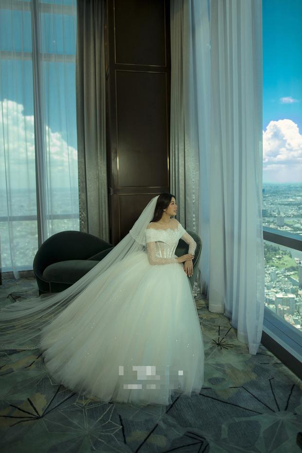 Thuý Vân tung ảnh cưới với ông xã doanh nhân trước thềm hôn lễ: Ánh mắt và nụ cười hạnh phúc nói lên tất cả! - Ảnh 6.