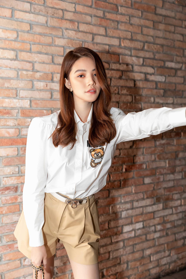 Jolie Nguyễn cuối cùng đã lộ diện sau động thái gây hoang mang, vẻ gầy gò và mái tóc thay đổi gây chú ý - Ảnh 5.