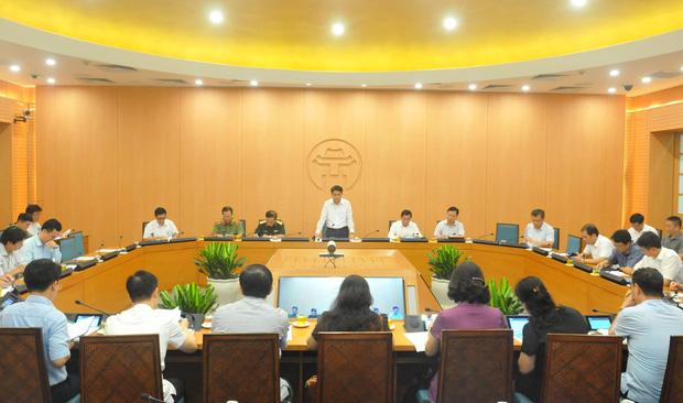 Hà Nội: Số người khai về từ Đà Nẵng tăng lên gần 54.000, khẩn trương bổ sung test nhanh Covid-19 - Ảnh 1.