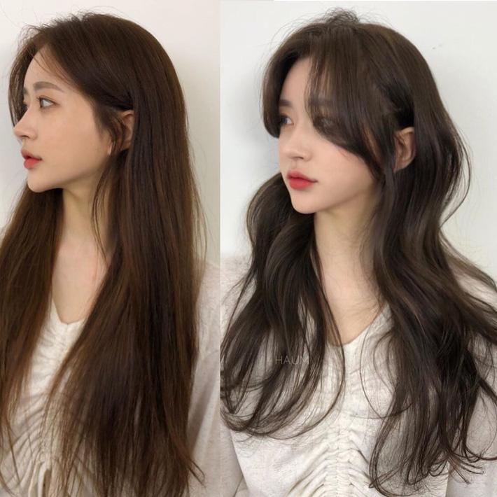 """Để kiểu tóc mái cong chữ S thì mặt nào cũng được """"nịnh"""", """"biến hình xinh lên trông thấy - Ảnh 5."""