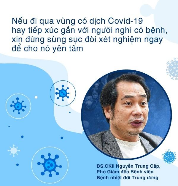 Hiểu đúng về test nhanh ở Hà Nội - Lý giải tại sao test âm tính vẫn phải tự cách ly đủ 14 ngày trước khi tái hòa nhập cộng đồng - Ảnh 3.