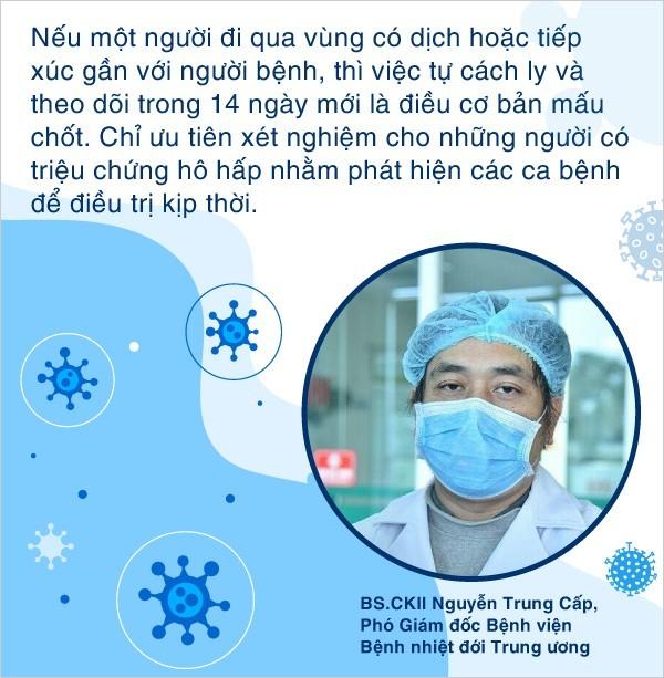 Hiểu đúng về test nhanh ở Hà Nội - Lý giải tại sao test âm tính vẫn phải tự cách ly đủ 14 ngày trước khi tái hòa nhập cộng đồng - Ảnh 1.
