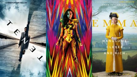 Những bộ phim điện ảnh đáng mong đợi nhất trong năm 2020