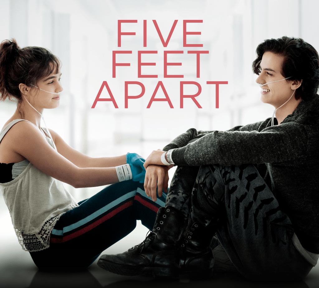 phim tình cảm năm bước để yêu
