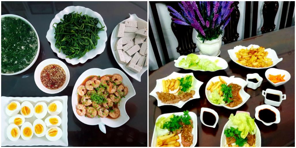 Chỉ từ 130k trở lên, bà nội trợ đảm Sài Gòn sắm sửa mỗi bữa cơm đều như đãi tiệc với các món bổ dưỡng, đẹp mắt cho gia đình 6 thành viên - Ảnh 5.