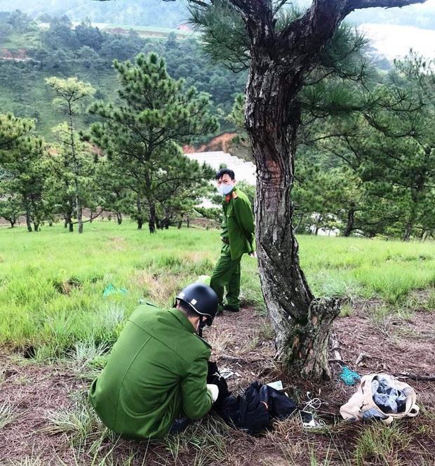 Đà Lạt: Phát hiện thi thể cô gái và thư tuyệt mệnh cạnh cây thông cô đơn - Ảnh 1.
