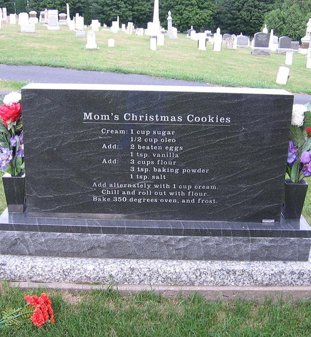 19 câu hài hước trên bia mộ của những người đã khuất nhưng độ lầy thì trường tồn cùng thời gian - Ảnh 18.