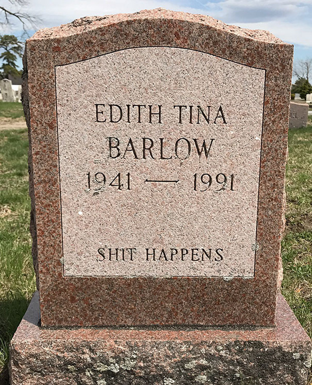 19 câu hài hước trên bia mộ của những người đã khuất nhưng độ lầy thì trường tồn cùng thời gian - Ảnh 11.