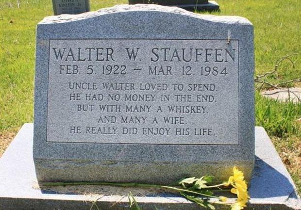 19 câu hài hước trên bia mộ của những người đã khuất nhưng độ lầy thì trường tồn cùng thời gian - Ảnh 14.