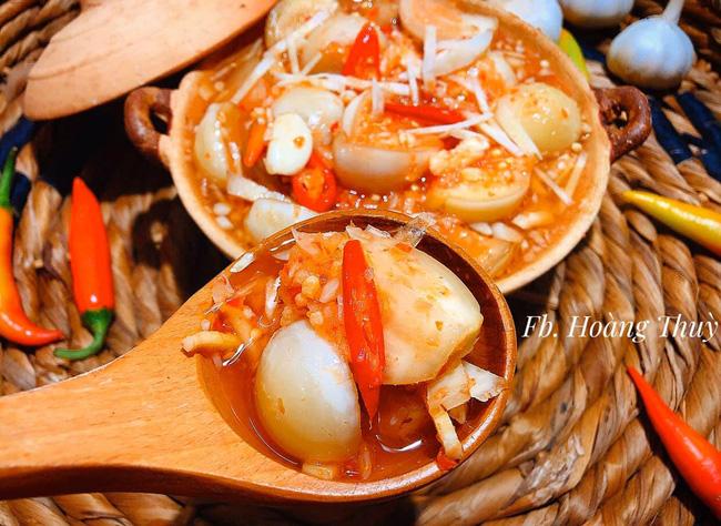 9x Sài Gòn chia sẻ loạt công thức làm các món muối chua ngon đẹp xuất sắc khiến cộng đồng mạng rần rần dậy sóng - Ảnh 13.