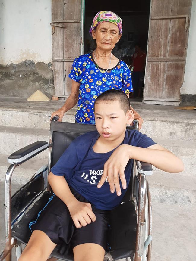 """Gánh nặng của cụ bà chăm con gái ung thư, cháu ngoại tàn tật: """"Tôi chẳng sợ gì, chỉ sợ chết. Tôi mà chết thì con, cháu tôi sống thế nào đây?"""" - Ảnh 4."""