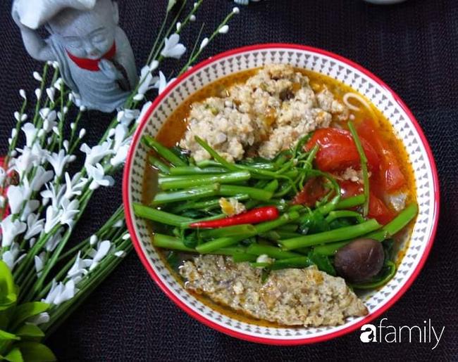 Food Blogger Liên Ròm bày cách nấu canh bún chay mà không cần đậu hũ, ngon đến bất ngờ! - Ảnh 7.