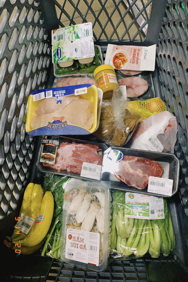 27 tuổi, sống ở Sài Gòn - không đi nhảy đầm nhưng tôi cạn sạch tiền vì siêu thị - Ảnh 2.