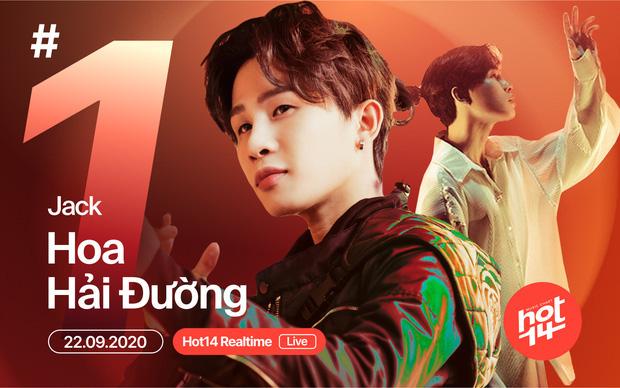 Jack chính thức vượt Rap Việt, đạt top 1 trending YouTube sau 16 tiếng, tiện thể gom luôn 28 lần chạm nóc HOT14 Realtime liên tiếp! - Ảnh 9.