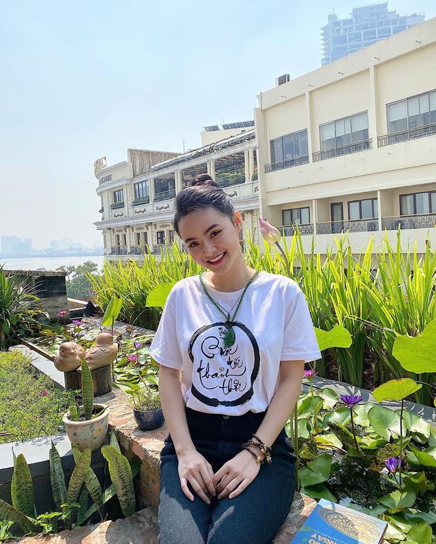 Em gái Angela Phương Trinh ngày càng thăng hạng nhan sắc, nổi bật với khí chất mỹ nhân  - Ảnh 6.