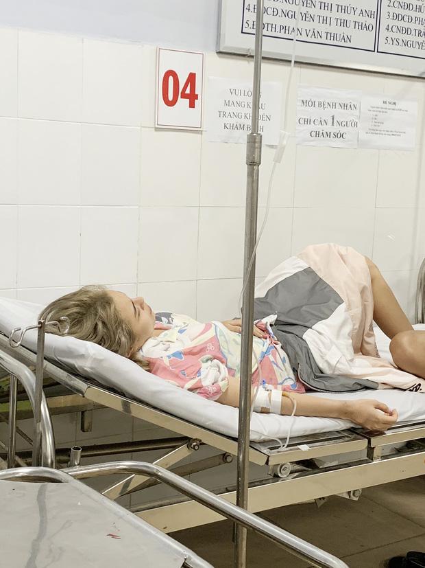 Biến căng: Thái Trinh nhập viện vì ngộ độc, đăng đàn tố 1 resort 5 sao thiếu trách nhiệm với khách hàng - Ảnh 2.