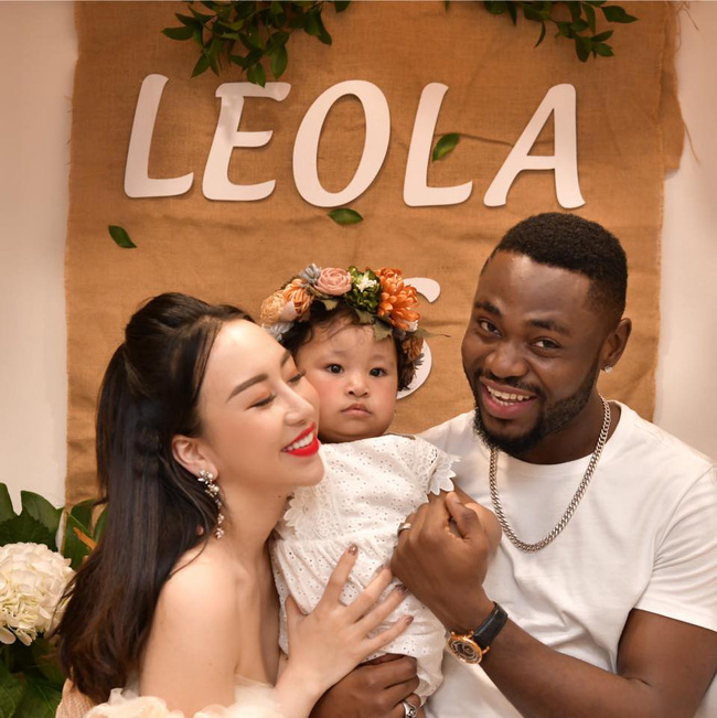 Biết tin có con với tiểu thư Hà Nội, chàng trai châu Phi bật khóc, con ra đời bố liền phát hiện điều đặc biệt - Ảnh 5.