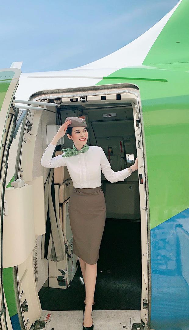 Gái xinh sinh ra ở Đức, lớn lên tại Nga và trở về Việt Nam làm tiếp viên hàng không sau khi nhà phá sản  - Ảnh 4.