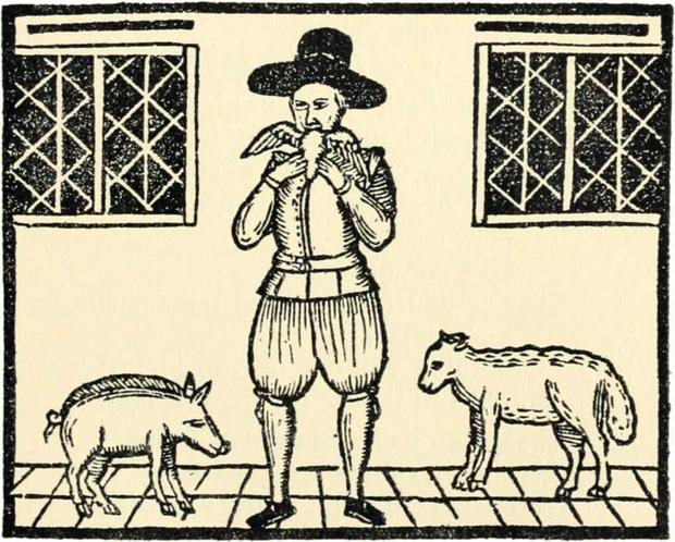 Cuộc đời kinh dị và bi kịch của Tarrare - gã đàn ông với cơn đói vô tận, ăn mọi thứ thậm chí cả thịt người và rác rưởi - Ảnh 5.