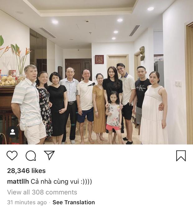 Thuận vợ thuận chồng như Matt Liu và Hương Giang: Không hẹn mà lần nào cũng đăng ảnh tình tứ gần như cùng lúc - Ảnh 2.