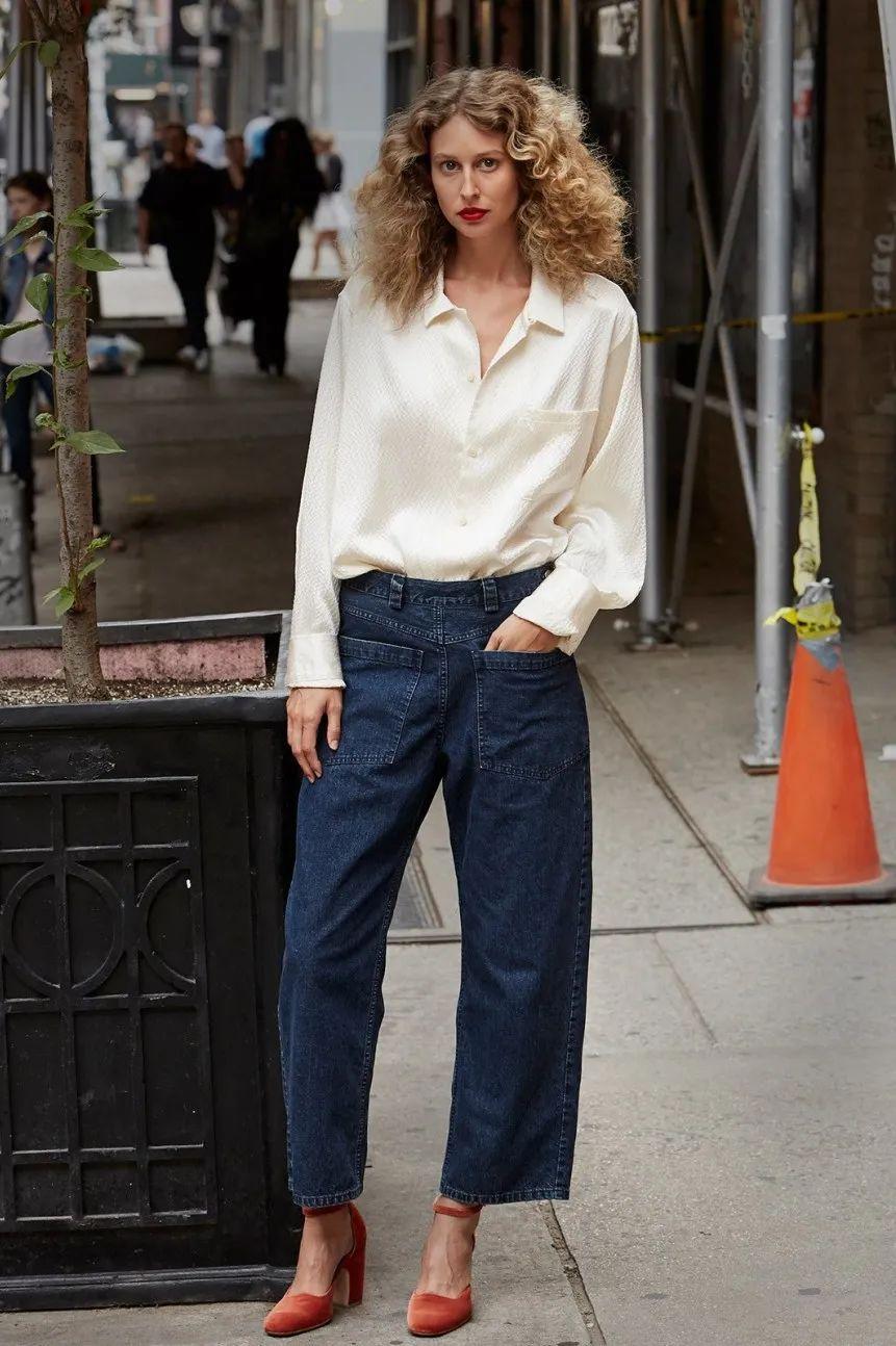 Đừng mãi quanh quẩn với giày đen/trắng nữa, giày đỏ mới thực sự giúp nâng tầm style và khiến bạn trông sang như gái Pháp - Ảnh 13.