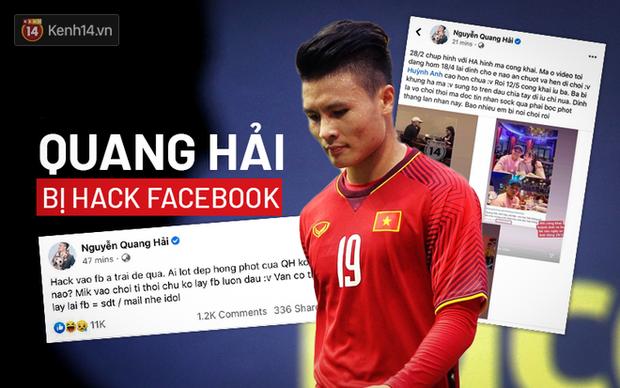 Quang Hải: Thần hộ mệnh của showbiz Việt, hết cứu Chi Pu lại giúp Hương Giang thoát bão tấn công của antifan - Ảnh 3.