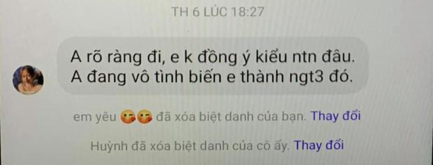 Huỳnh Anh vô tình thừa nhận đã chia tay khi bị tố làm Tuesday, phía Quang Hải chính thức lên tiếng - Ảnh 3.