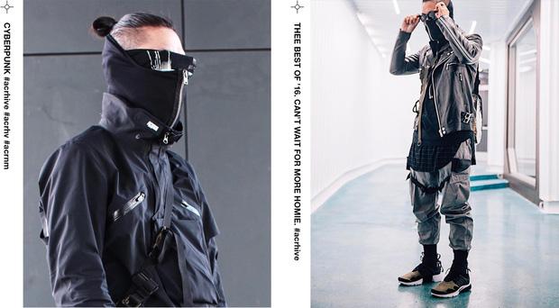 Techwear - Xu hướng thời trang mới của tương lai. Bạn đã biết chưa? - Ảnh 1.