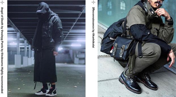 Techwear - Xu hướng thời trang mới của tương lai. Bạn đã biết chưa? - Ảnh 3.