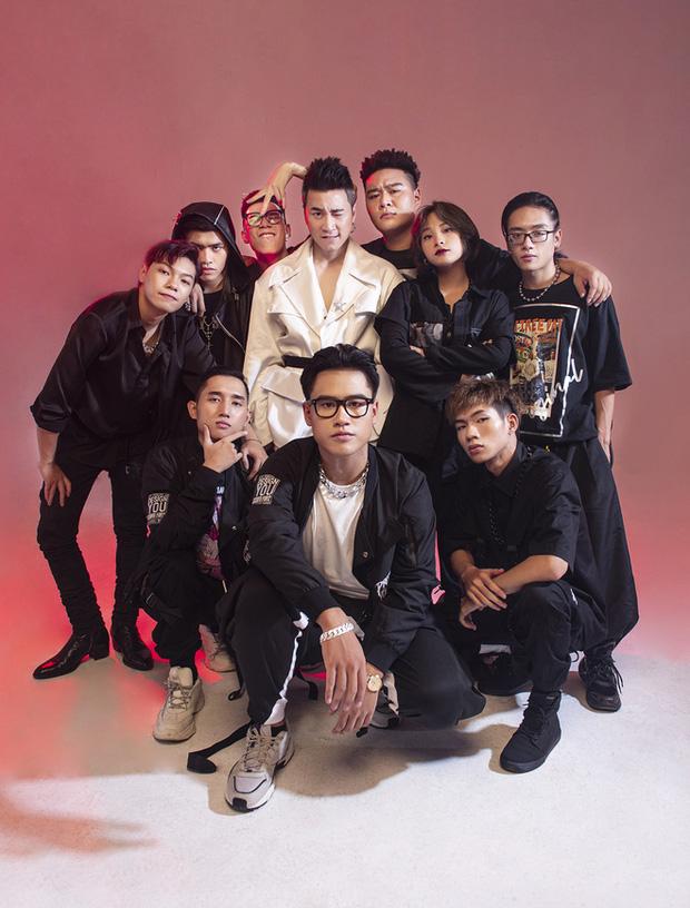Producer âm nhạc King Of Rap cà khịa Karik dẫn đắt đội mờ nhạt thua Wowy, HLV Rap Việt đáp trả cực thẳng thắn - Ảnh 4.