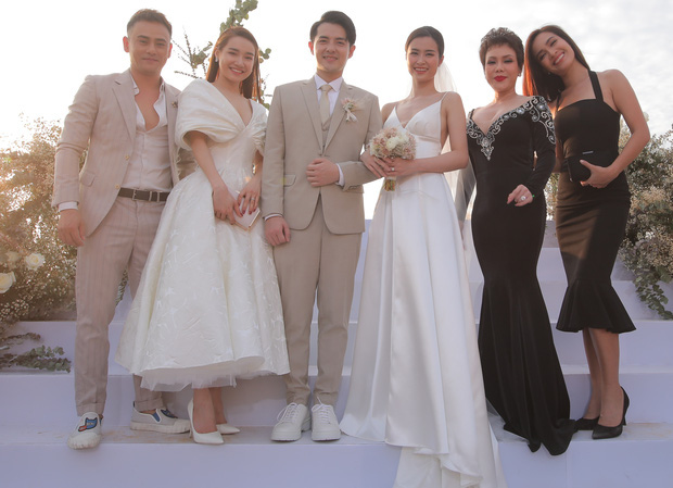 """2 siêu đám cưới hot nhất Vbiz tại Phú Quốc: Đông Nhi và Công Phượng đều mời dàn khách khủng, khung cảnh hôn lễ đẹp """"lả người"""" - Ảnh 3."""