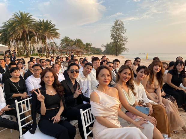 """2 siêu đám cưới hot nhất Vbiz tại Phú Quốc: Đông Nhi và Công Phượng đều mời dàn khách khủng, khung cảnh hôn lễ đẹp """"lả người"""" - Ảnh 2."""
