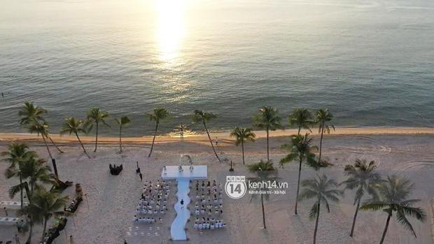"""2 siêu đám cưới hot nhất Vbiz tại Phú Quốc: Đông Nhi và Công Phượng đều mời dàn khách khủng, khung cảnh hôn lễ đẹp """"lả người"""" - Ảnh 21."""