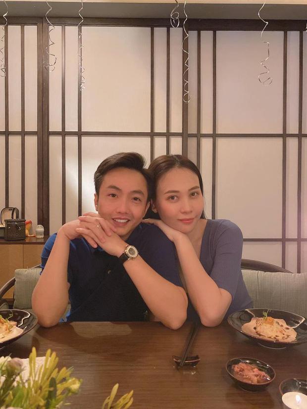 Cường Đô La đăng ảnh cả gia đình mừng sinh nhật Đàm Thu Trang, hành động của Subeo với mẹ kế chiếm spotlight - Ảnh 2.