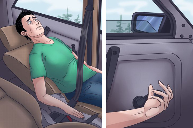 Chùm bí kíp sinh tồn sẽ giúp bạn thoát khỏi 6 tình huống cực nguy hiểm mà bản thân có thể đối mặt trong đời - Ảnh 2.