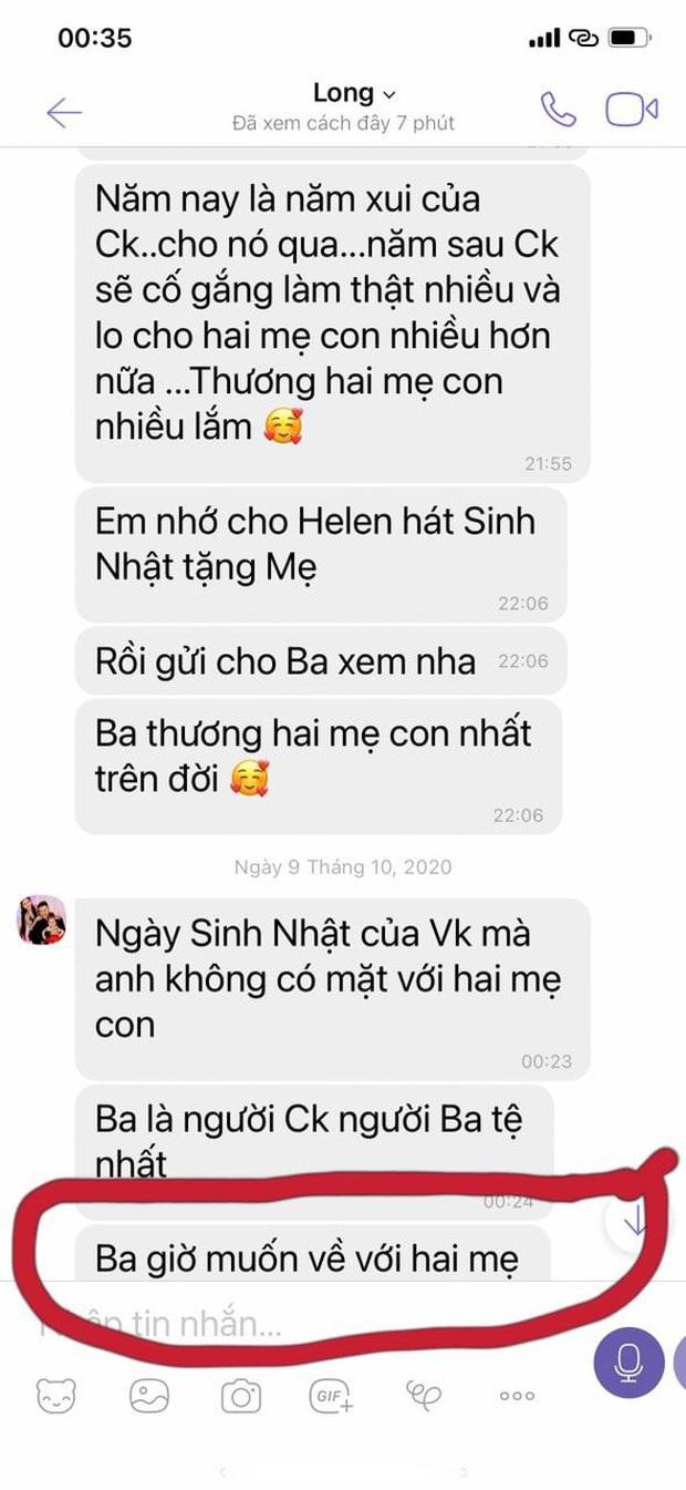 Bạn thân Linh Lan hé lộ tin nhắn Vân Quang Long liên tục nói nhớ vợ con, mong được về Việt Nam trước khi qua đời  - Ảnh 3.
