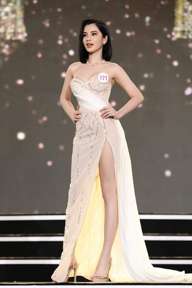 Profile Cẩm Đan - tình trẻ kém 27 tuổi của chồng cũ Lệ Quyên: Là thí sinh nhỏ tuổi nhất cuộc thi HHVN 2020, đối thủ đáng gờm của Đỗ Thị Hà - Ảnh 8.